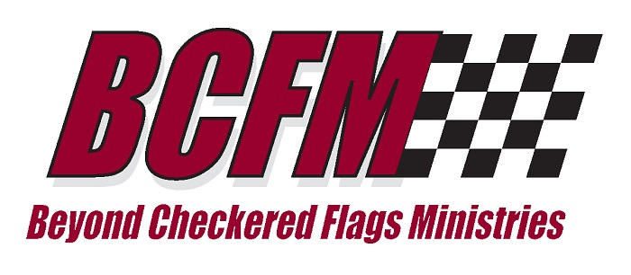 Beyond Checkered Flags Ministries Retina Logo